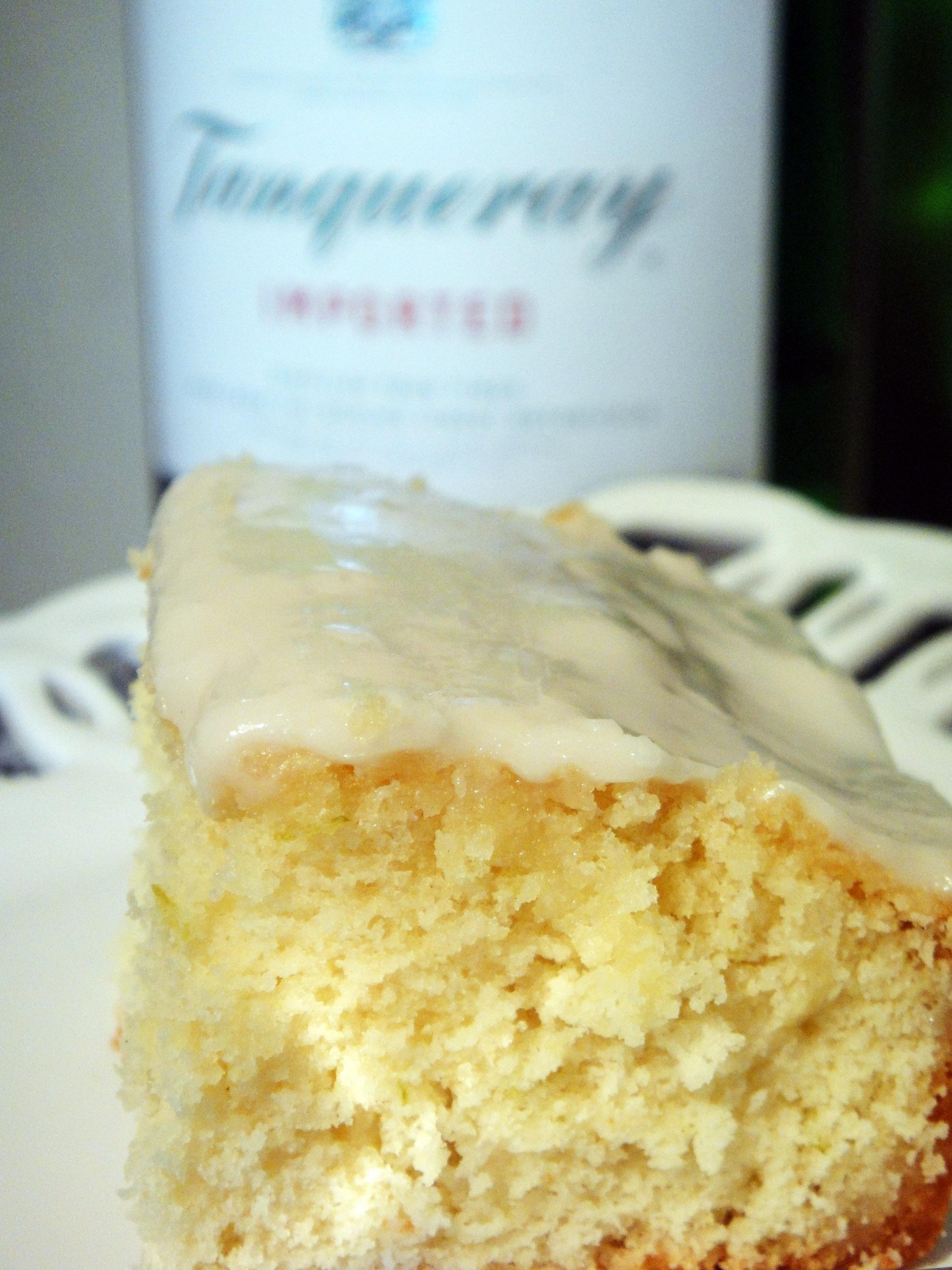 Gin And Tonic Cake Cake N Knife