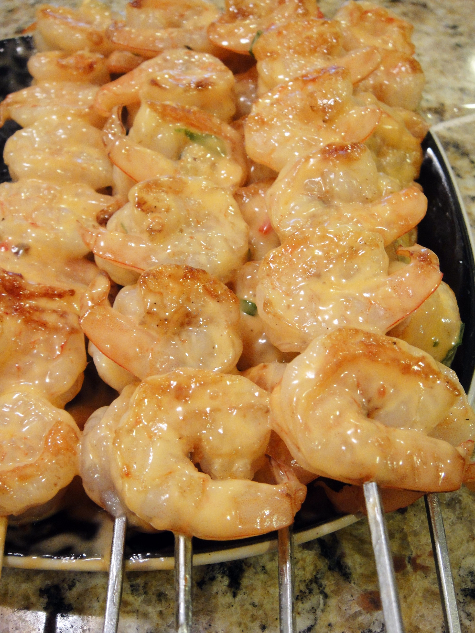 Bangin Good Shrimp Recipe — Dishmaps