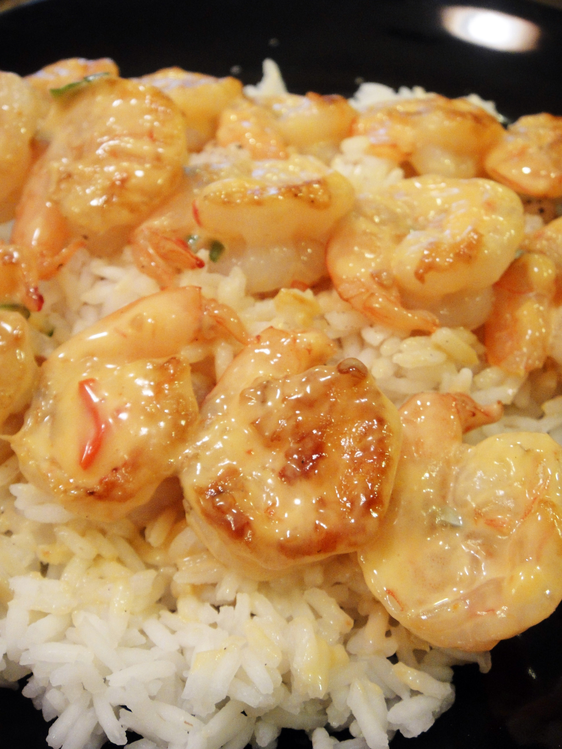Bangin' Grilled Shrimp - My Bonefish Grill Fix at Home ...