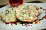 Birthday Celebration – Cake Batter Cookies