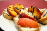 Grilled Peaches – Part Two of PeachWeek